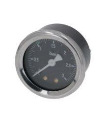 Kazán nyomásmérő ? 52 mm 0÷3 bar