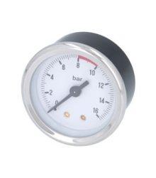 Kazán nyomásmérő  ? 52 mm 0÷16 bar