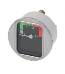 Kazán nyomásmérő ø 63 mm 0÷2.5 bar