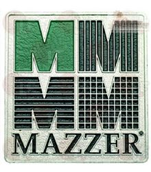 Mazzer alumínium tábla