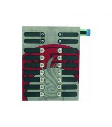 Nyomógomb panel membran