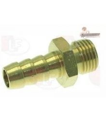 """HOSE-END FITTING ? 1/8""""M ? 7 mm"""