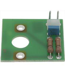 elektromos lap motor szűrőhöz DC