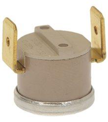 Kontakt termosztát  125°C 16A 250V