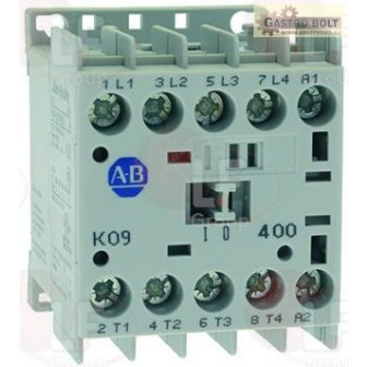 kontaktor ALLEN-BRADLEY K09 20A 400V