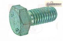 hatszögletű fejű csavar M8x16