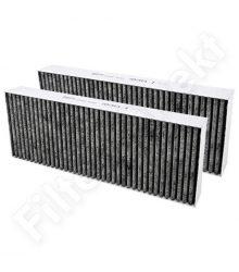 Bora aktivált szén szűrő készlet BAKFS BAKFS-002