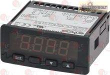 digitális termosztát EVCO EVK412P3VXBS