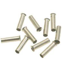 sima végű cső 2.5x10 mm 100 db