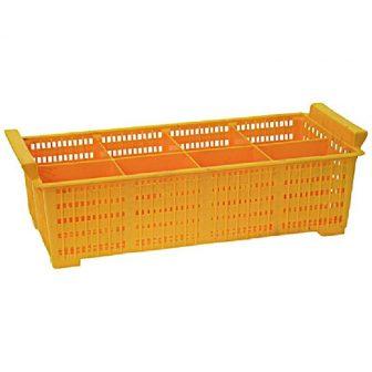 Evőeszköz kosár 500x235x131 mm