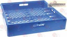 Kosár kék 500x500 mm