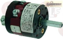 Kapcsoló 0-1 20A 500V
