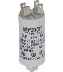 Kondenzátor ľF 5 450V 50/60Hz