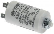 Kondenzátor µF 6.3 450V 50/60Hz