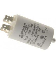 Kondenzátor  µF 10 450V 50/60Hz