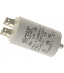 Kondenzátor  ľF 10 450V 50/60Hz