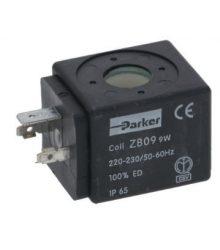 COIL PARKER ZB09 9W 220/240V 50/60Hz