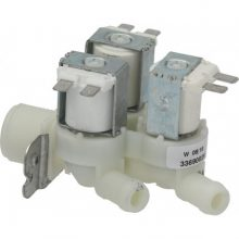 SOLENOID VALVE ELBI TYPE 369 3-WAY 180°