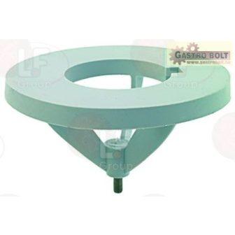 mosó szivattyú szűrő tartó alap-lyuk ? 50 mm