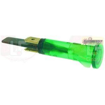 zöld jelzőlámpa 230V