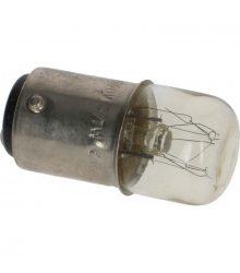 indikátor fény BA15D 7W 230V
