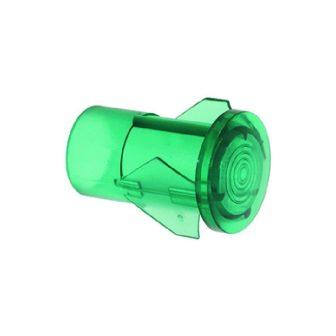 zöld lámpa tartó