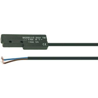 Mágneses mikrokapcsoló E531TM NC