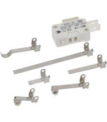 Mikrokapcsoló készlet 16A 250V