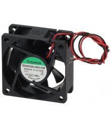 AXIAL ventilátor 60x60x25 mm