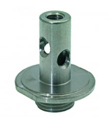 SPINDLE FOR RINSE ARM ASSEMBLY