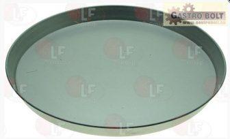 Vas lemez sütő tepsi ø36x2.5 cm