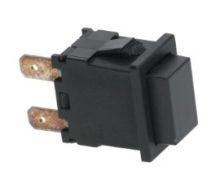 1-pólusú nyomógomb 16A 250V