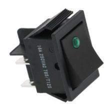 Bipoláris kapcsoló BLACK 16A 250V