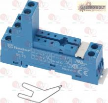 SOCKET WITH TERMINALS FINDER 95.75