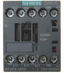 Mágneskapcsoló SIEMENS 3RT2016-1AP01