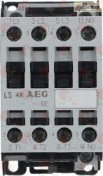 CONTACTOR AEG LS4K 9A 24V 4Kw