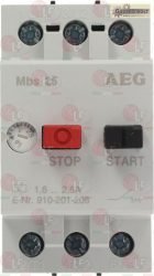MOTOR PROTECTION SWITCH AEG Mbs25