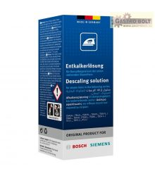 Vízkőmentesítő 4 ampulla Bosch, Siemens TZ11001, TDZ1101,311972, 311715
