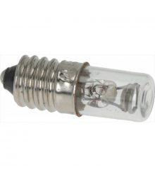 neon sütő lámpa E10 2W 230V