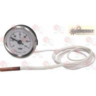 TELE-THERMOMETER WHITE ? 52 mm 0-120°C