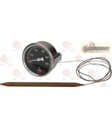teletermométer fekete ? 60 mm 0-500°C