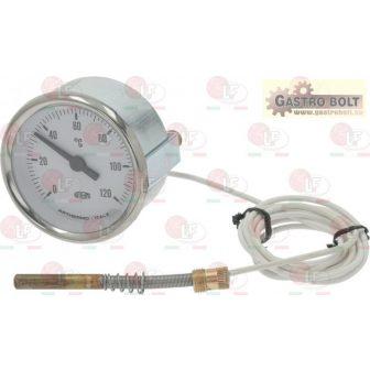 tele-termométer fehér ? 60 mm 0-120°C