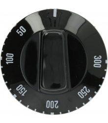 fekete gomb ? 50 mm 50-300°C