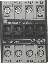CONTACTOR BENEDIKT/JAGER K3-14ND10