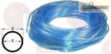 Műanyag cső ø 4x6 mm