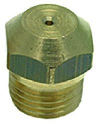 gáz anyacsavar M10x1 ø 0.95 mm