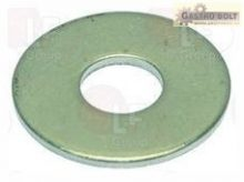 WASHER FLAT WIDE M6