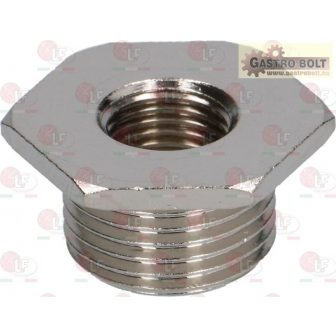 RING NUT FOR HOSE END FITTING