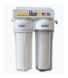 Konyhai szűrő vízszűrő kétszintű 10 hüvelyk