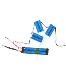 Akkumulátor, mint az AEG 405513230/4 NiMh AA 1300mAh kézi vákuum ergorapido